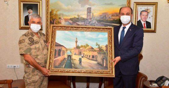 Jandarma Genel Komutanı Çetin Urfa'da