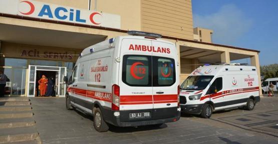 Şanlıurfa'da iki aile arasında kavga