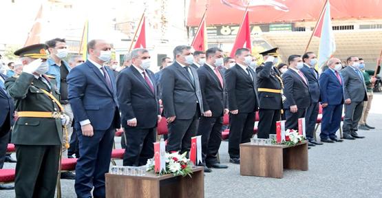 Urfa'da 29 Ekim Cumhuriyet Bayramı Kutlandı