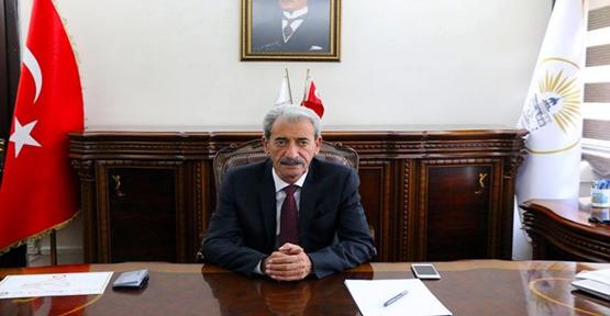 Şanlıurfa'da belediye başkanı istifa etti!