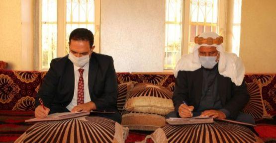 Urfa'da çocuk yaşta evlilikler için aşiret liderleriyle anlaşma