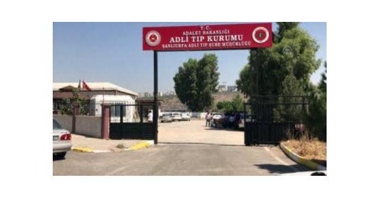 """Urfa""""da inşaat işçisi akıma kapılarak hayatını kaybetti"""