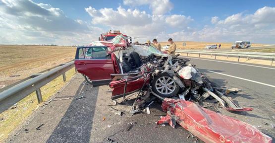 Urfa'da feci kazadan acı haberler geldi