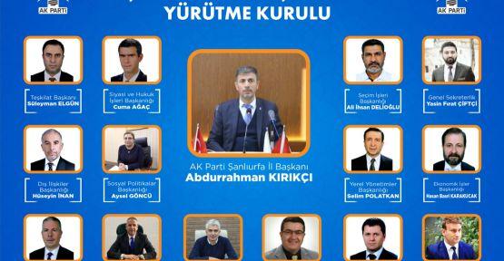 AK Parti görev dağılımı belli oldu: İşte o liste