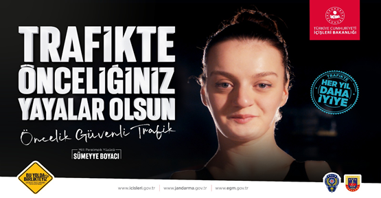 """Trafik Medya Yüzleri Projesi"""""""