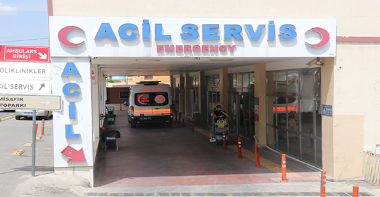 Urfa'da otomobil şarampole yuvarlandı, 1 ölü, 2 yaralı