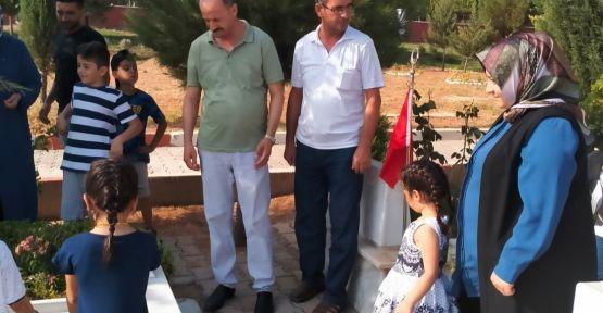 Başkan Mehmet Yavuz Şehit Ailelerini Yanlız Bırakmadı