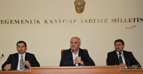 2. Birleşimde komisyon üyeleri belirlendi
