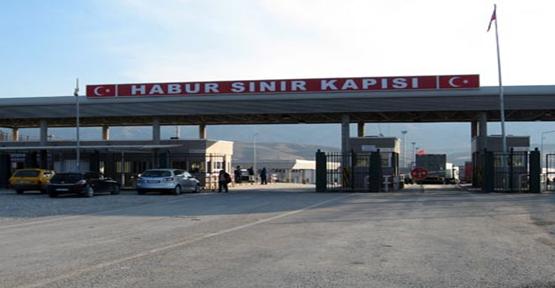 9 PKK'lı Habur sınır kapısında teslim oldu