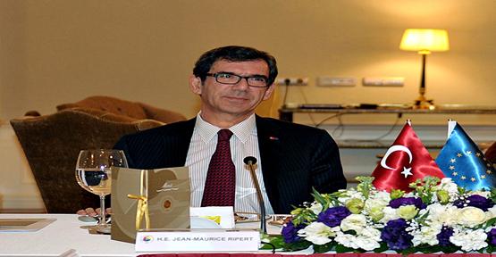AB Şanlıurfa ve Mardin'e Desteği Devam Ediyor