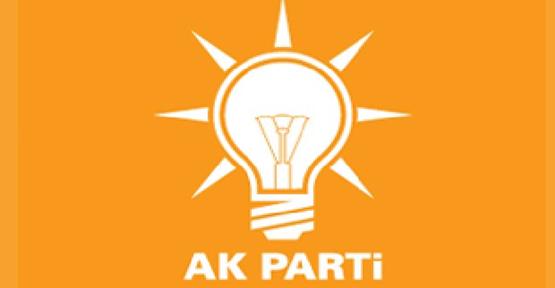 Ak Parti encümen ilçe listeleri