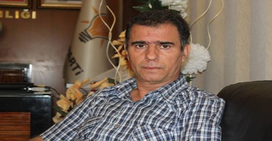 AK Parti İl Başkan Yardımcısının acı günü