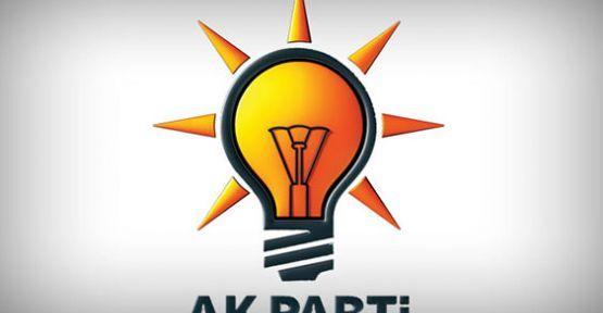 Ak Parti ilçe yönetimi istifa etti
