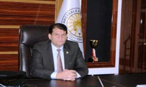 AK Parti'de ilk istifa Akçakale'den