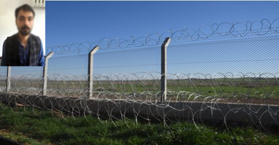 Aranan kişi sınırda yakalandı