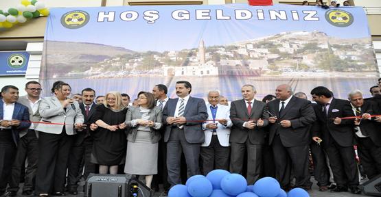Bakanlar, Gaziantep'te Halfeti İçin Biraraya Geldi