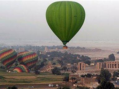 Balon yere çakıldı: 19 kişi öldü