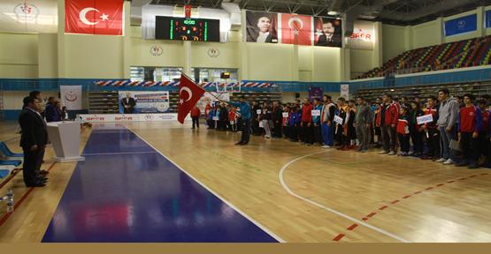 Basketbol finali Urfa'da yapıldı