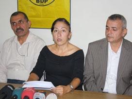 BDP'liler, Gemlik'e gelmekte ısrarlı