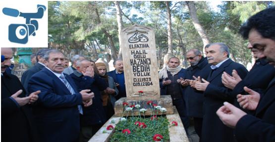 Bedih Mezarı Başında Anıldı