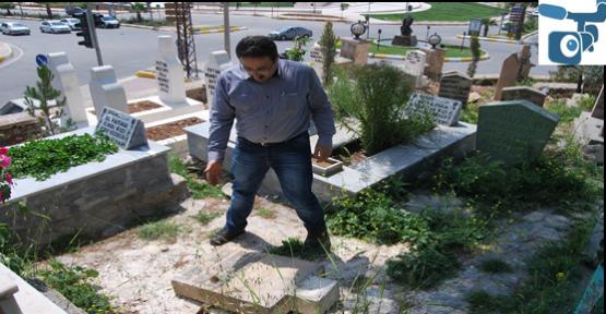 Bediüzaman aile mezarlığında neler oluyor!