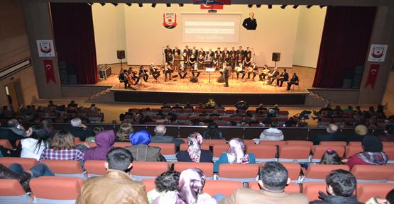 """Belediye TSM Korosu """"Hicaz Şarkılar"""" Konserini"""