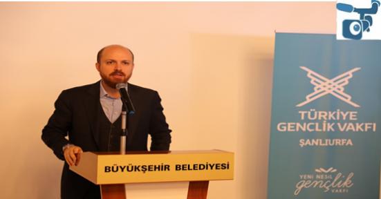 Bilal Erdoğan'dan Birlik, Beraberlik Mesajı