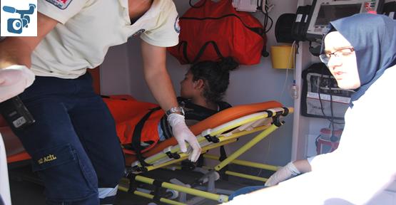 Boğuluyor Diye Kızı Kanaldan Çıkarttı