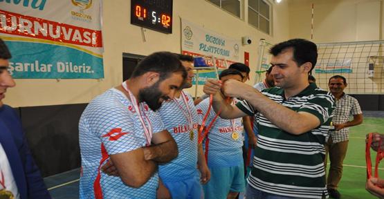 Bozova Platformu 1. Voleybol Turnuvası Sona Erdi