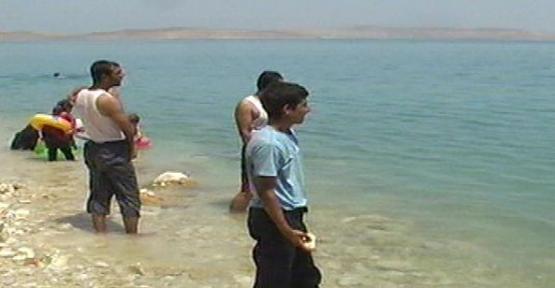 Bozova'da Göle giren bayan boğuldu