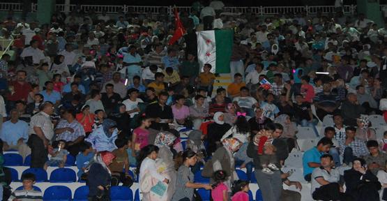 Çadır Kent Mültecileri, Türkçe Olimpiyatlarına Katıldı
