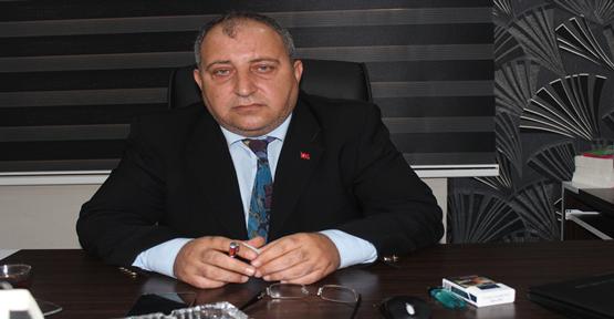 CHP Eyyübiye ve Haliliye ilçe binalarında hırsızlık