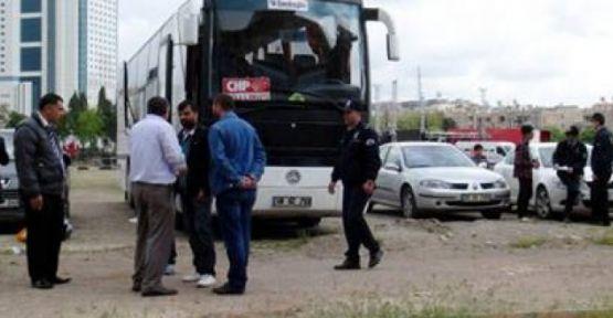 CHP, Otobüs Hırsızlık Olayı Aydınlansın