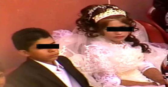 Çocuk yaşta evliliğe devlet el koydu