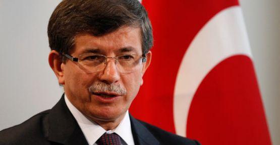 Davutoğlu'nun Urfa ziyareti iptal oldu