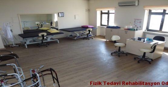 Devlet Hastaneleri Konforlu Hizmet Veriyor