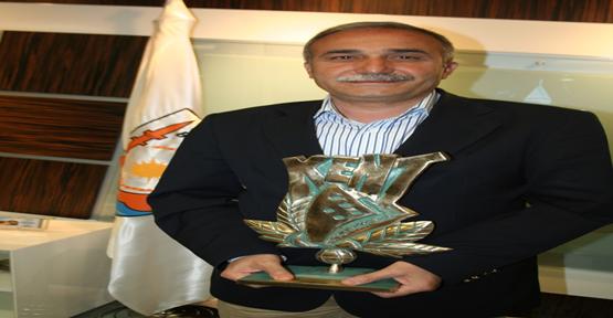 En Başarılı Belediye Başkanı Ödülü
