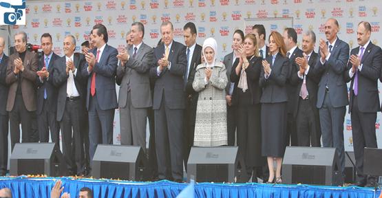 Erdoğan Gülen'e yüklendi