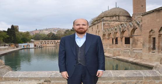 Erdoğan Şanlıurfa'da
