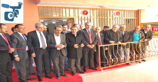 Erdoğan Taziye Evi Açıldı