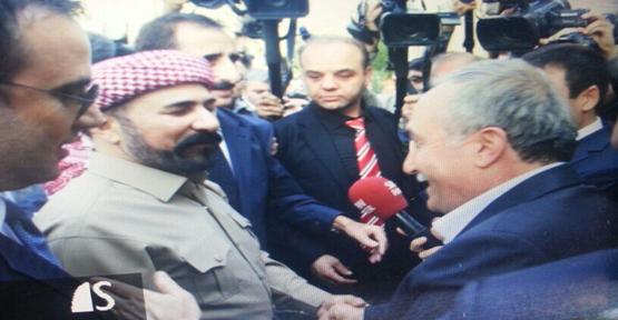 Fakıbaba ile Şivan'ın Diyarbakır buluşması