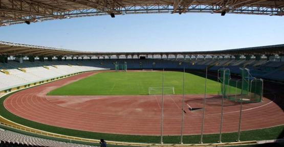 Gap Arana stadı Şanlıurfaspor'un oldu