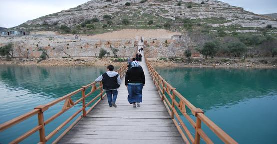 Halfeti Turizm Hareketliliği