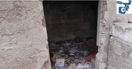 Haliliye'de Riskli Yapılar Yıkıldı