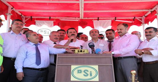 Harran Üniversitesi Meslek Yüksekokul Temeli Atıldı