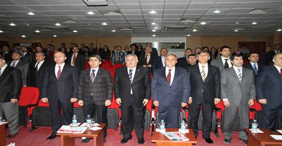 Harran Üniversitesi Tıp Bayramı Kutlandı