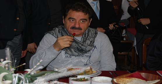 İbrahim Tatlıses'e AK Parti'den sonra 2. red