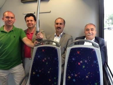 İsvçre 'de Trolöybüs araştırması