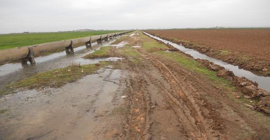 Kanal Kanaletler Harran'da Heder Oldu