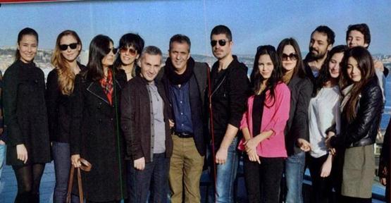 Karagül dizisi Galası Urfa'da Olsun